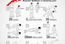Träning / Olika träningspass