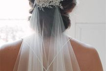Bride hair do