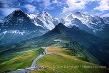 Berner Oberland - Bernese Oberland - Switzerland ♥ / Most beautiful place on earth !