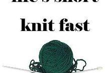 Knitting ideas / by Ann Blastic