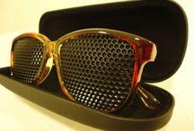 Pins de Google+ Gafas Reticulares / Pins de Google+ sobre Gafas Reticulares