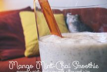 Blog Recipes: Smoothies / SMOOOOTHIES