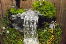 grădini miniatura