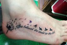 Tetování ptáčků