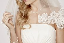 We've Got The Edge / Delicate and heavy beaded/embroidered edges to suit any bridal style. For more styles visit www.linzijay.com