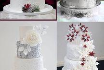 Bryllup - bryllupskake