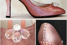 DIY Sparkly Glitter Shoes & Bags / Sparkle that won't come off - no shedding, no cracking!
