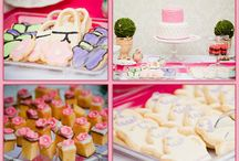 Baby shower themes / by Hayley Usher
