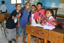 Children, Schools & Education - Volunteering Program / The remote schools in the Yasawas are under-resourced and the number of teachers available to teach at these schools is very low. This Vinaka Fiji Volunteering Program supports schools and teachers by assisting with classroom teaching based on the Fijian National curricular, through classwork, literacy games and educational activities. You can organize your Fiji volunteering experience by contacting Vinaka Fiji.