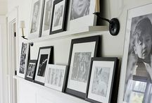 displaying photos,images