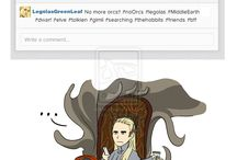 Legolas Gimli