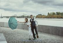 Crocs Wedding / We present to you our very first Crocs Wedding. Yes, that's right! Our visual merchandiser from Russia, Maria and husband, said I do wearing a green pair of Crocs Retro clog. The adorable couple just makes us fall in love with them! / by Crocs Europe