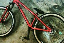 My Dartmoor dirt bike