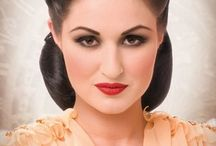 Pin-up hair styles / by The Portrait Photography Group