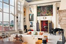eclectic interiors