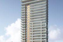 arquitetura edificios residenciais