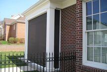 SC4500 / Exterior Shade / by Thomas V. Giel Garage Doors