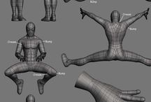 Topology for animation