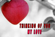 thinking of you images