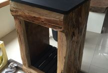 Joseph Carpenter / Trabajos en madera creados por mi