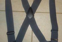 Side Clip Suspenders