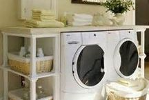 Laundry / Pimp your laundry room! Ideas, inspiration and so on.