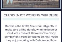 TESTIMONIALS / See what my clients are saying about me!  For your Up to Date accurate Home Search, Download my APP: http://app.realtyonegroup.com/ROGMHDF/