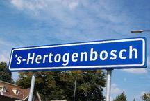 's-Hertogenbosch mijn stadje - my city