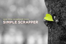 SS | Blog Posts / A visual index of our best content at Simple Scrapper. / by Jennifer S. Wilson