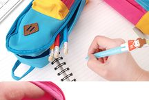 Backpack for stationery