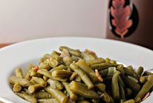 Green Beans / by Diane Schroeder