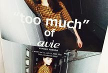 avie 2014 winter Collection
