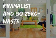Zero Waste Minimal Living