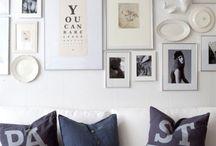 phhoto wall ideas