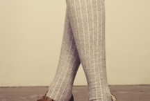 Socks and shoes