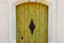 Doors / by Natasha Young