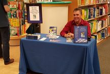 Author Appearances / Book Signing Events for Author Steve Altier