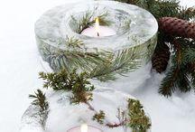 téli dekor