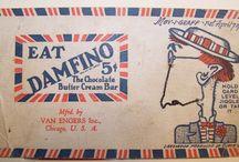 Vintage on kollectbox / Vintage items on kollectbox