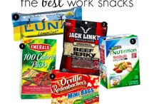 Snacks / Ideas for the snacker