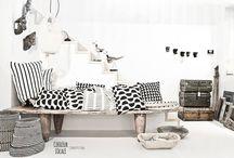 inspiration display textile