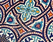 patterns | moroccan / inspirational patterns, style, colors maroccan