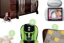 Baby Gear Must Haves AND Wants;)! / by Savannah Mott