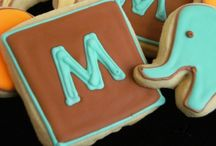 M Is For Monogram / by Cynthia Martyn - Event Design & Styling
