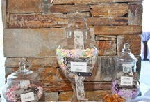 Vintage | Lace | Candy Buffet