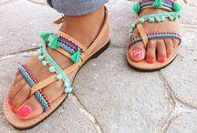 Sandalias con las que acertarás