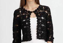 Crochet Bolero - motif / by GLORIOUS VARIETY