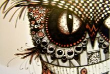 whoo. whoo. owlz.  / by Whitney Jane Amott