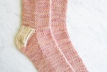 Knits, stitches / Knitting
