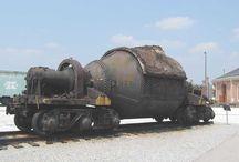Railways: Unusual Goods Wagons